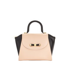 Ted Baker Bow Detail Leather Tote Bag