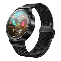 Huawei Active Smart Watch With Steel Link Bracelet