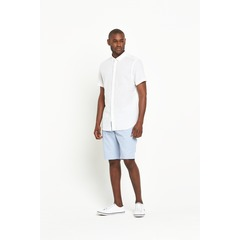 V by Very Short Sleeved Linen Shirt