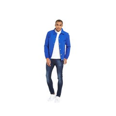 V By Very Mens Lightweight Coach Jacket