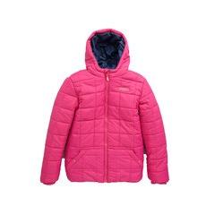 Puffa Girls Hooded Jacket