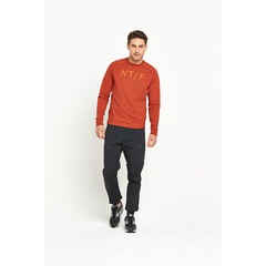 Nike Track And Field Asymmetrical Crew Sweatshirt