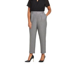 V By Very Shimmer Pegged Trousers