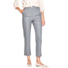 V By Very Check Trousers