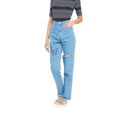 Noisy May Sorry Straight Writing Jeans