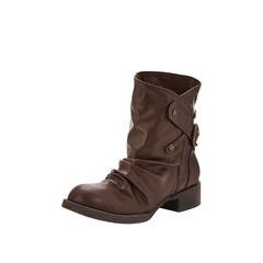 Blowfish Kika Two Strap Ankle Boots