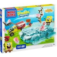 MegaBloks Spongebob Boatmobile Rescue Toy