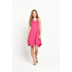 V by Very Plait Back Jersey Dress