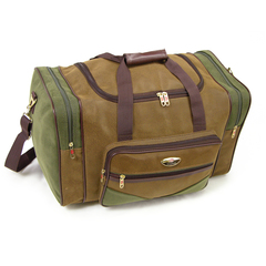 Travel Shop Suede Leather Look Holdall