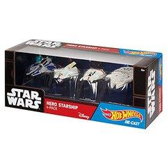Star Wars Starship 4 Piece Playset