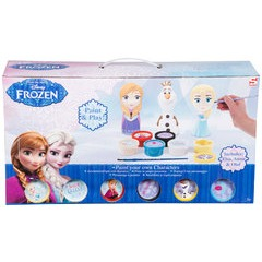 Disney Frozen Paint your Own Figure Pack of Three