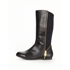 V by Very Remy Girls Zip Detail Boots