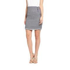 V By Very Stripe Mini Skirt