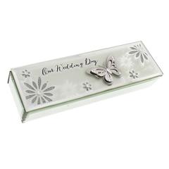 Juliana Wings Of Love Buttefly Wedding Certificate Box