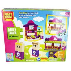 First Bricks Girls Town Brick Town Café