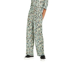 Warehouse Zig Zag Print Trousers