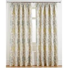 Elegant Twist Jacquard Pleated Curtains 229 x  182 cm