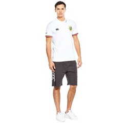 Canterbury Lions Cotton Pique Training Polo T Shirt