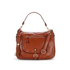 Smith and Canova Leather Shoulder Bag
