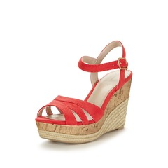 V By Very Two Part Espadrille Wedge Sandals