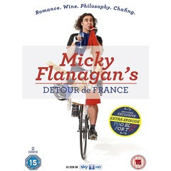 Micky Flanagan's Detour De France Live DVD