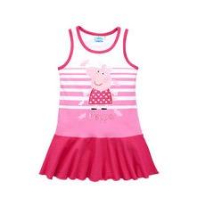 Peppa Stripe Dress