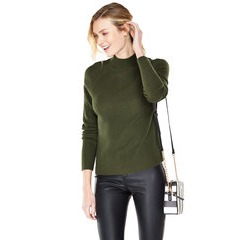 V by Very Turn Up Cuff Jumper