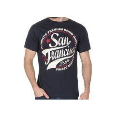 Cargo Bay San Francisco Print T-shirt