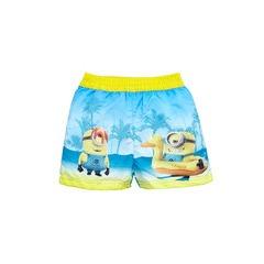 Minions Boys Tropical Beach Board Shorts