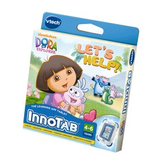 Innotab Dora The Explorer Let's Help Game
