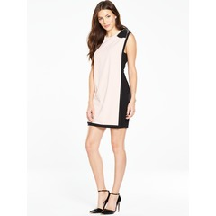 Ted Baker Double Layer Dress With Bow