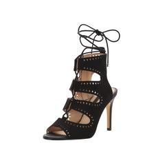 Miss Selfridge Sandy Ghillie Tie Sandals
