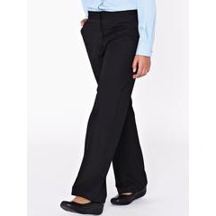 Top Class Girls Pack Of Two Woven Trousers