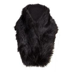 Girls Fur Collar