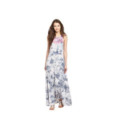 Superdry Seeker Tie Dye Maxi Dress