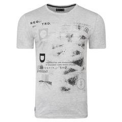 Dissident Convex Motif T-shirt
