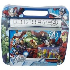 The Avengers Rolling Art Desk