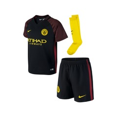 Nike Manchester City FC 2016/17 Little Boys Away Kit
