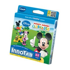 VTech Innotab Mickey Mouse Clubhouse Learning Cartridge for Innotab 2, 3 & 3S