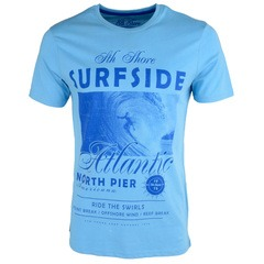 South Shore Surfside Print T-shirt