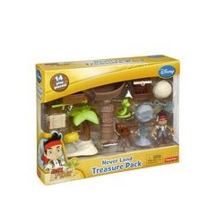 Jake and the Neverland Pirates Treasure Pack