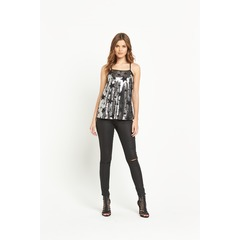 V By Very Star Embellished Cami Top