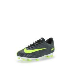 Nike Junior Mercurial Vapor Cr7 Firm Ground Football Boots
