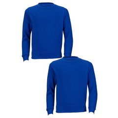 Top Class Unisex Pack Of Two Crew Neck Jumpers