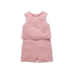 V By Very Textured Playsuit