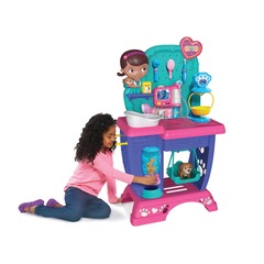 Doc Mcstuffins Pet Vet Care Centre