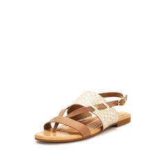 UGG Verona Metallic Slingback Sandals