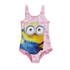 Minions Girls Swimsuit