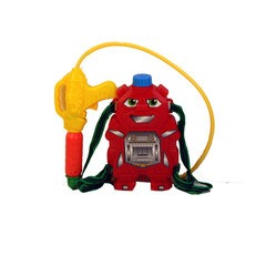 Robot Tank Backpack Water Pistol Set