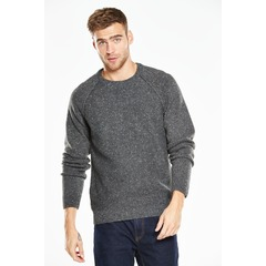 V by Very Crew Neck Nepp Yarn Jumper